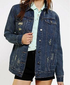 BDG BDG Denim Boyfriend Jacket