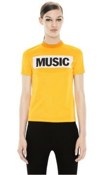 Acne Studios Acne Studios Close Music Tee Shirt