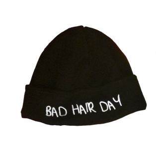 Local Heroes Bad Hair Day Beanie