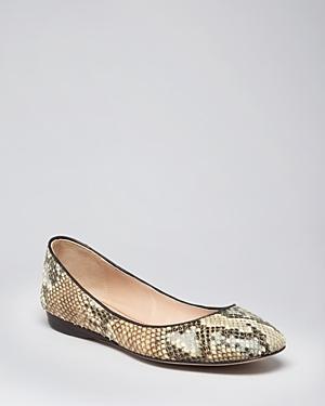 Jean-Michel Cazabat Exotic Ballet Flats