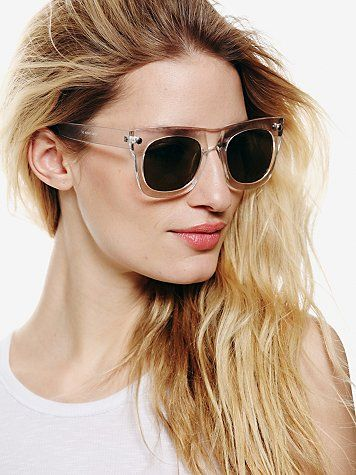 Free People Final Say Sunglasses