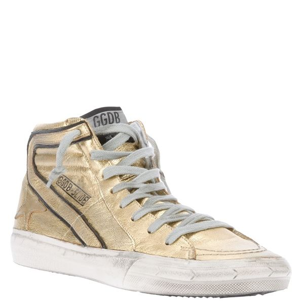 Golden Goose Hi-Top Trainers