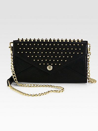 Rebecca Minkoff Studded Continental Wallet