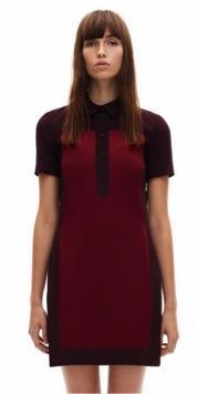 Victoria, Victoria Beckham Victoria, Victoria Beckham Polo Shirt Tunic Dress