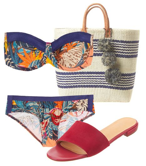 Hit The Beach In Style With Our Outfit Picks