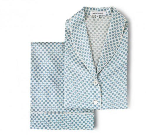 Olivia von Halle Lila Sussy Pajama Set