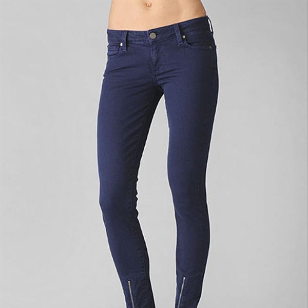 Paige Ziggy Zip Jeans
