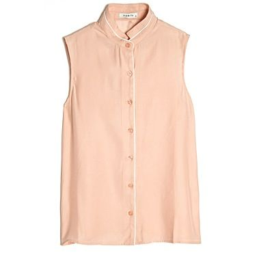 Piamita  Emilia Button Down Top