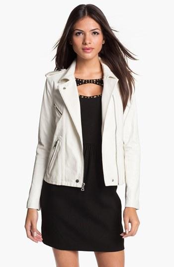 Rebecca Taylor Moto Jacket