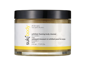Suki Exfoliating Foaming Body Cleanser
