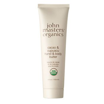 John Masters Organics Cacao and Cupuacu Hand & Body Butter