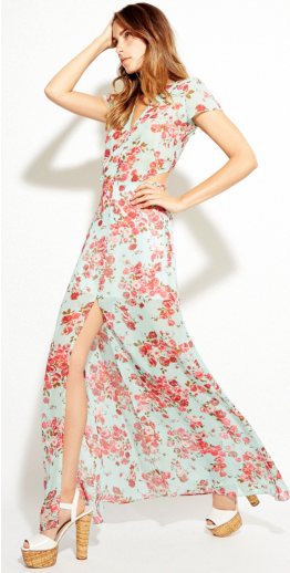 The Reformation Fiore Dress