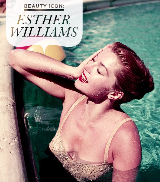Beauty Icon: Esther Williams