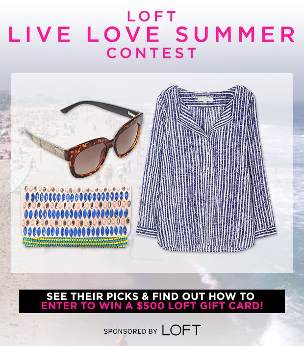 See How Three Style Influencers Live Love Summer With LOFT