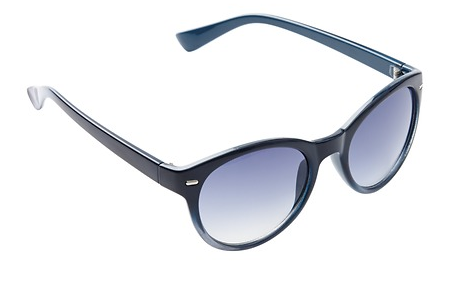 LOFT Small Round Sunglasses
