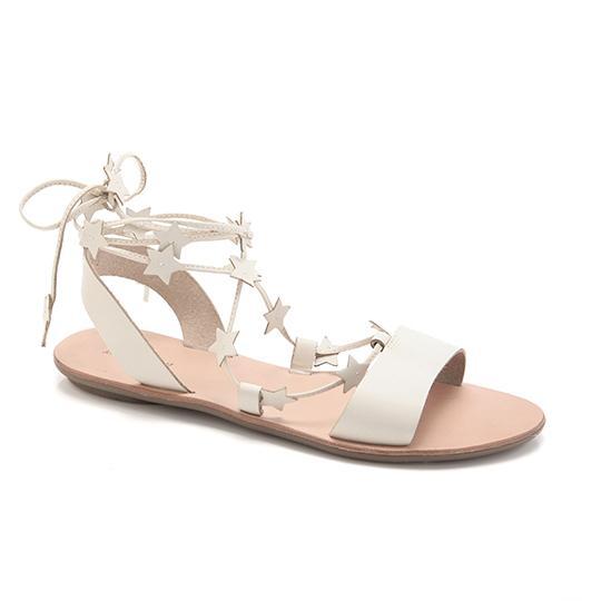 Loeffler Randall  Starla Plank Sandals
