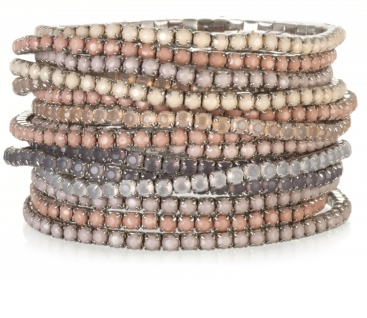 Capwell & Co. Stretch Bracelet Set