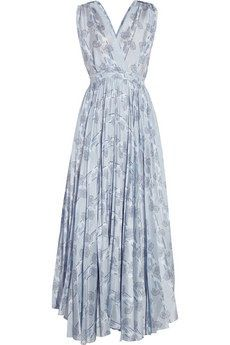 Band Of Outsiders Band Of Outsiders Pleated Dress