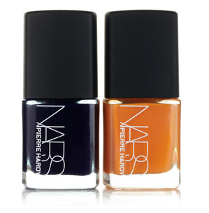 Nars + Pierre Hardy Ethno Run Set of Two Nail Polishes
