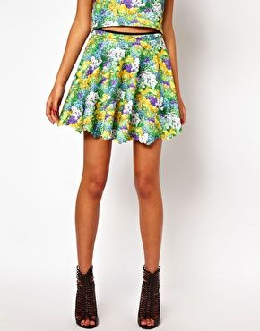 Lashes of London  Skater Skirt