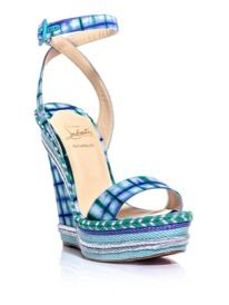 Christian Louboutin  Duplice Wedges