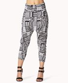 Forever 21  Tribal-Inspired Harem Pants
