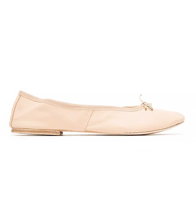 A.P.C. Porselli Ballet Flats