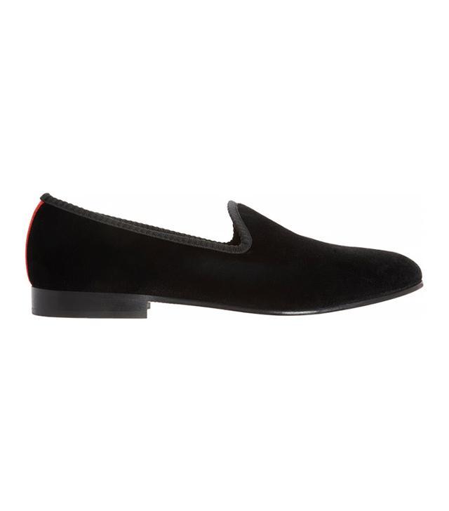 Del Toro Velvet Slippers