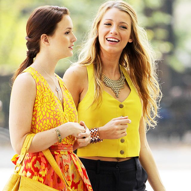 The Problems Blake Lively Had With Gossip Girl