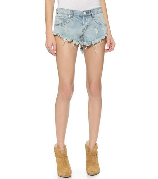 OneTeaspoon Bonitas Shorts