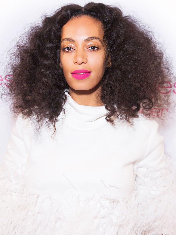 Celebrity-Inspired Ways to Style Your Naturally Curly Hair ... - photo #37