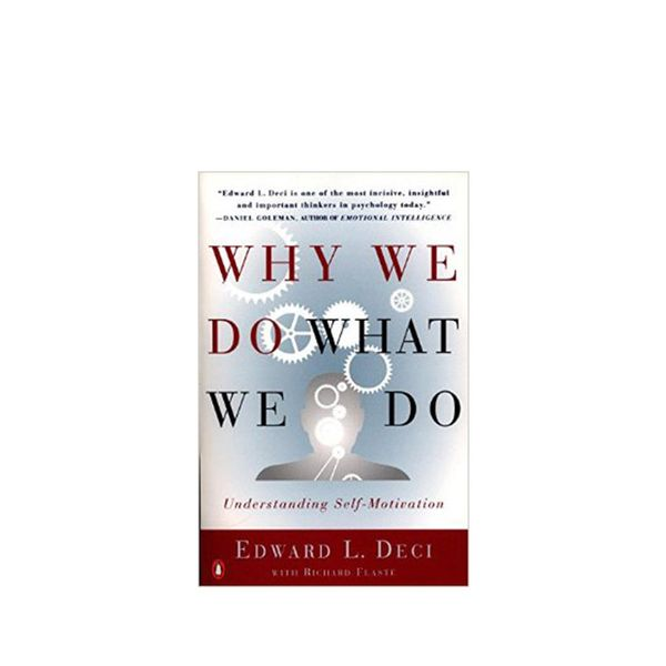 Edward L. Deci Why We Do What We Do: Understanding Self-Motivation