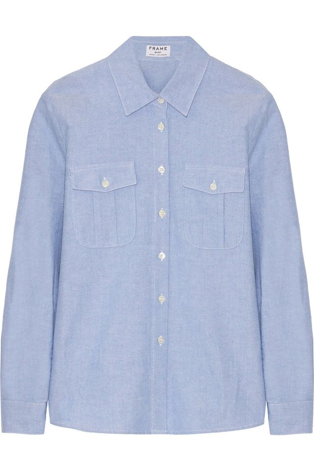 Frame Denim Le Boyfriend Shirt