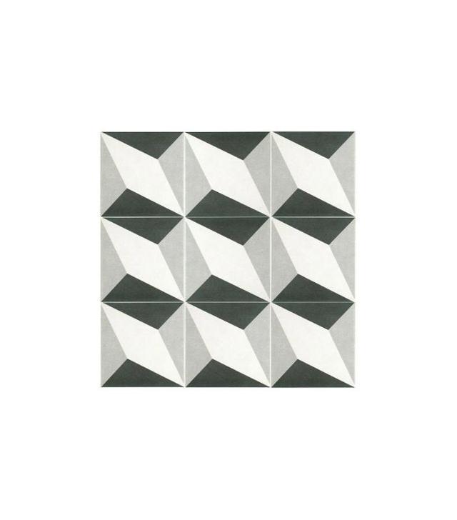 Merola Tile Twenties Diamond Cement Tile
