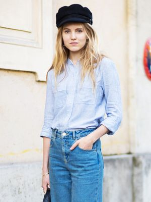Denim Edit: The Only 5 Items You Need in Your Closet
