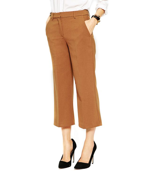 ASOS Cropped Kickflare Pants