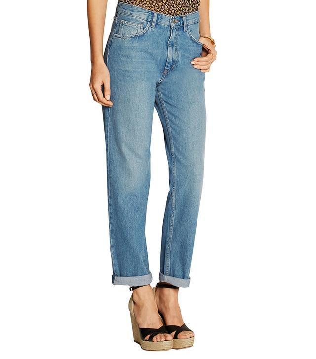 MiH Jeans Linda High-Rise Boyfriend Jeans
