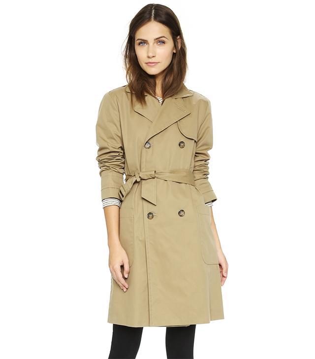 A.P.C. Saint Germain Trench Coat