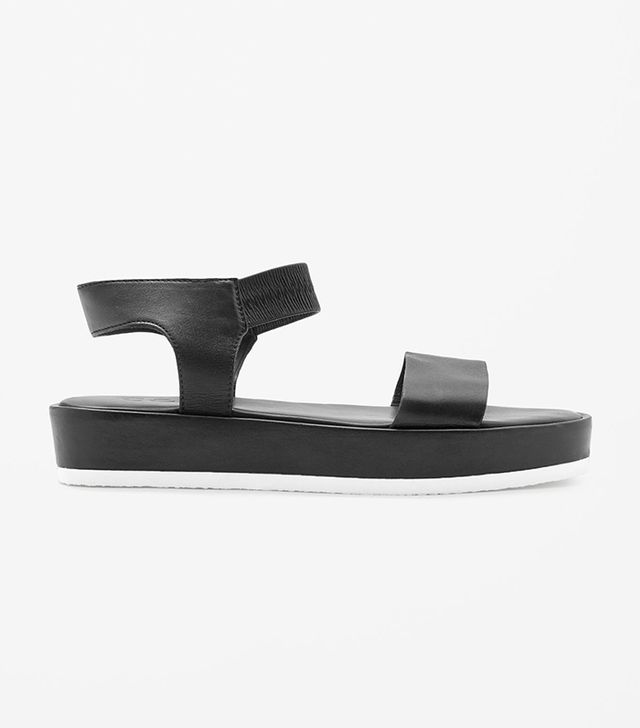 COS Contrast Sandals