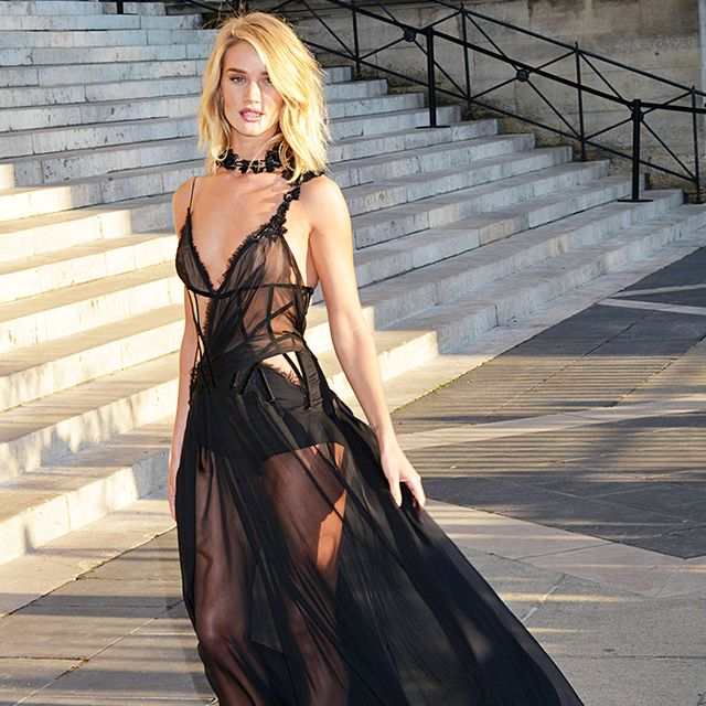 The Best Celebrity Looks From Couture Week All in One Place