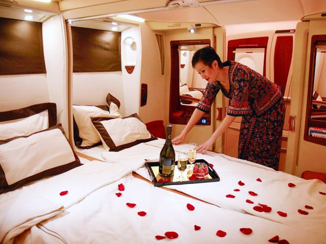 These First-Class Cabins Put Titanic's to Shame
