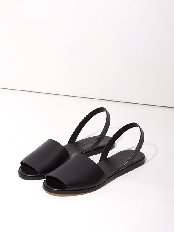 Woman by Common Projects Slingback Slide Sandals