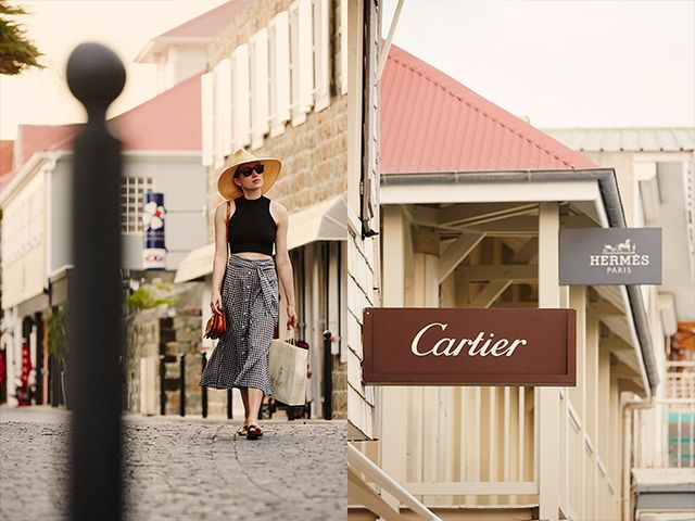 Who:Rue du General de Gaulle  What: The island is no stranger to high-end shops like Louis Vuitton, Cartier, and Eres, but remember to explore the smaller island boutiques,...