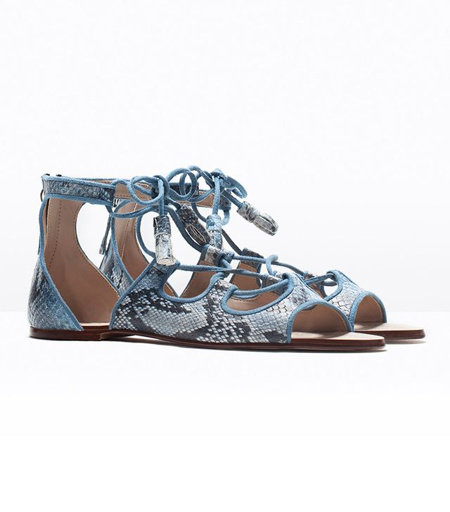 Zara Roman Sandals