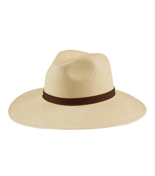 Janessa Leon Gloria Straw Hat