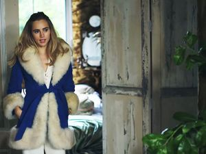 Tour Suki Waterhouse's Boho British Home