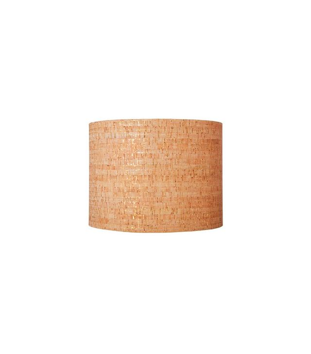 Ziqi Home Natural Cork Drum Lampshade
