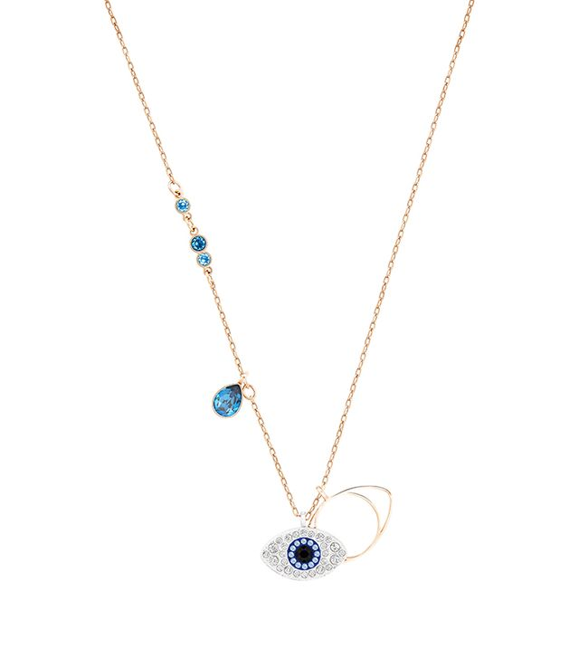 Miranda Kerr for Swarovski Duo Evil Eye Pendant