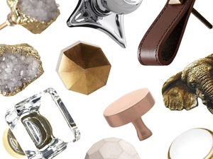 Hot Hardware: Our Favorite Cabinet Knobs