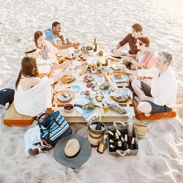 Celebrate Summer With This Incredible Beach Party